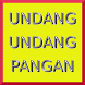 Undang-Undang Pangan by Onyx Gemstone