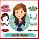 Girl photo editor by 3 Steps Developer