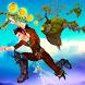 Temple Hero Sky Run - Diving Dancer by RedC Game Studio