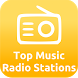 Top Music Radio Stations by Radioific.com
