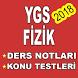 YGS Fizik Konu Anlatım & Soru Bankası 2018 by App-Center