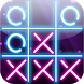 Tic Tac Toe Glow by Pink Tufts