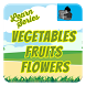 Vegetable, Fruits and Flowers by Ajax Media Tech Private Limited