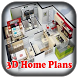 House Plan by Kayla Azriel