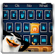 Penguins of Madagascar Undercover Agent Keyboard by Cheetah Keyboard Theme