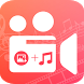 Video Editor With Music by Office No.786