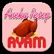 Aneka Resep Ayam by JaPra