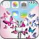 Love Butterfly Zip Lockscreen by Cool Zipper Lockscreens