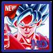 Goku Wallpaper Ultra Instinct
