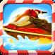 Ski boat racing 3D free by Freyjamopla