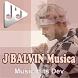 J Balvin - Mi Gente Musica by Music Hits Dev