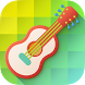Toy Guitar with songs for kids by Gismart