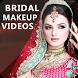 Bridal Makeup Fashion Wedding Styles Videos Salon by smartappszone