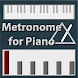 Metronome for piano by Balabharathi.com