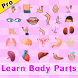 Learn Human Body Parts (Pro) by Learn by Android