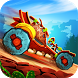 Fun Kid Racing Prehistoric Run by Tiny Lab Productions