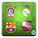 Futebol Quiz Escudos by MEGA APP