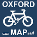 Oxford Cycle Map by Transport Paradise