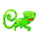 Chacha-Casha, the Chameleon by Meelogic Consulting AG