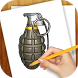 Learn to Draw Weapons by VLK Games