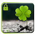 lucky clover charms lock theme by livewallpaperdesigner2017