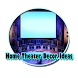 Home Theater Decor Ideas by sevendroid