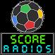 Radios Football by GHELFER.NET Inc.