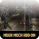 Mod Mega Mech Addon for MCPE by Suchet Boonchavee