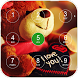 Teddy Bear Lock Screen by Stardevelopers