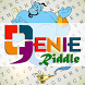 Word Search Game -Genie Riddle by TechKisaan