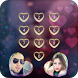 Love Couple Photo Lock Screen by Global App Lock