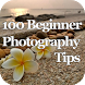 100 Beginner Photography Tips by Homaak Inc