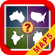 Guess Country Maps Quiz by Idiotic Apps