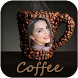 Coffee Mug Photo Frame by Power Line Apps