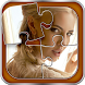 Pretty Cute Girls Faces Puzzle by Puzzles and MatchUp Games