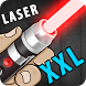Laser XXL Simulator Joke by iApps And iGames