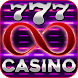 Infinity Jackpot Slots by Free Casino Games Lucky Vegas