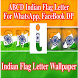 Indian Flag Letter HD Wallpaper by smita bagale