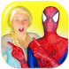 Superhero & Princess Fun Video by DigitalAppsKids