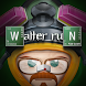 Walter Run Breaking Bad by Solarium Studios