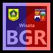 Wisata Bogor by sagathoo creative