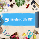 5 Minutes crafts DIY by infius