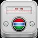 Gambia Radios Free AM FM by Offline Radio Gratis