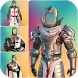 Warrior Knight Photo Suit by clickheroapps