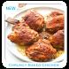 Chruncy Baked Chicken Recipe by Orb Studio