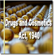 India - The Drugs and Cosmetics Act, 1940 by Rachit Technology
