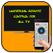 Universal Remote Control TV by Dev Karine LLC