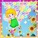 Princess Candy Bubble Shooter by racing runner free for kids