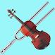 Violin Fork by cyberlabo