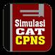 Simulasi CAT CPNS by educa apps